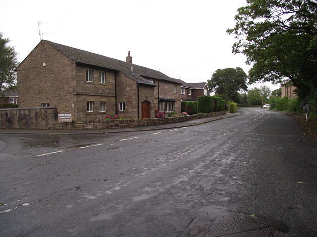 Fowler Cottage on Station Road