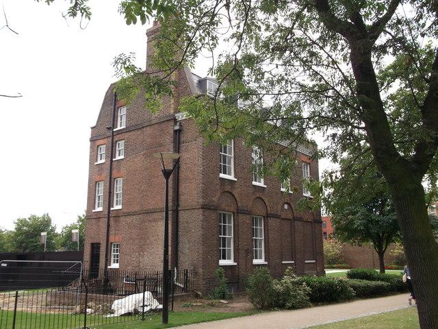 Verbuggens House, Royal Arsenal