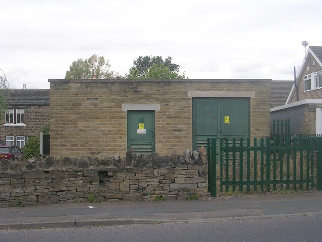 Electricity Substation No 224 - Windhill Old Road