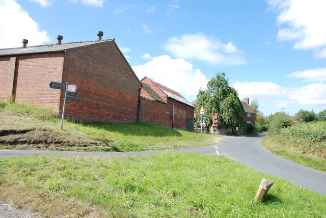 Manor Farm, near Gnosall