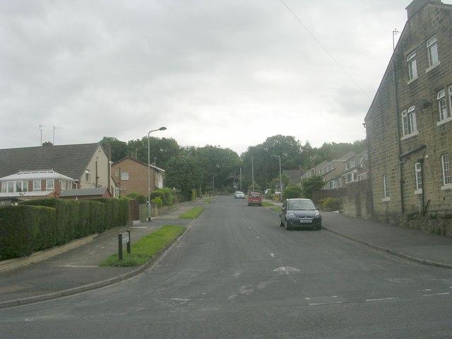 Ballantyne Road - Windhill Old Road