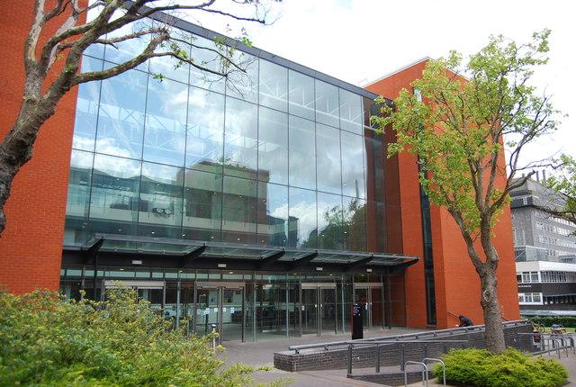 University of Birmingham - Learning Centre