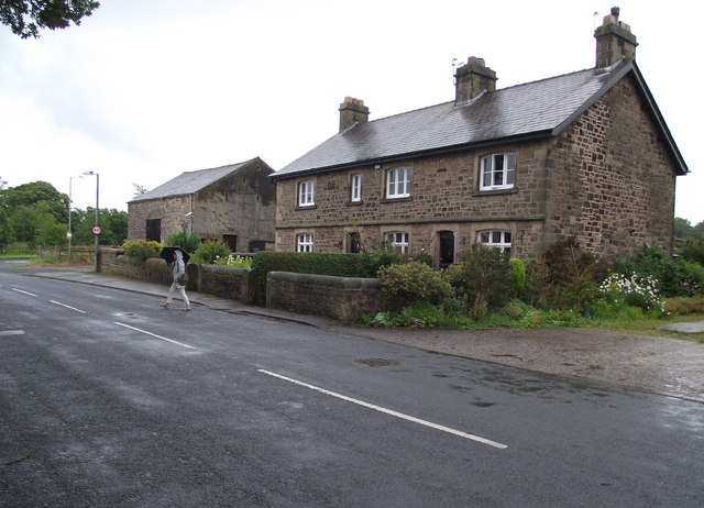 Cottages and a barn