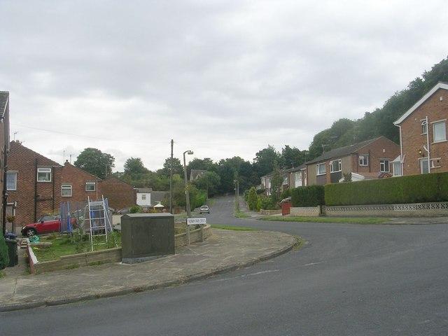 Trenam Park Drive - Ballantyne Road