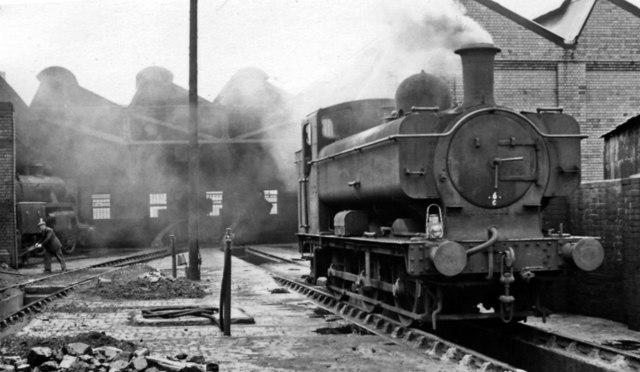Croes Newydd Locomotive Depot, Wrexham