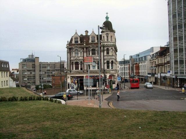 Cornwallis Terrace - Hastings