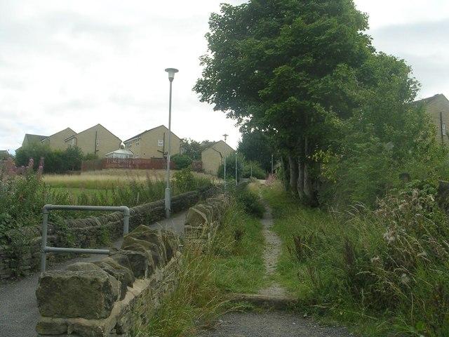 Bridleway - Leeds Road