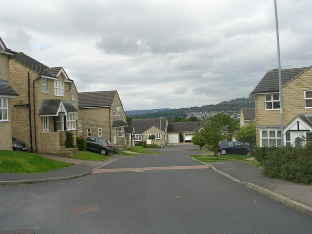 Little Cote - viewed from Leys Close