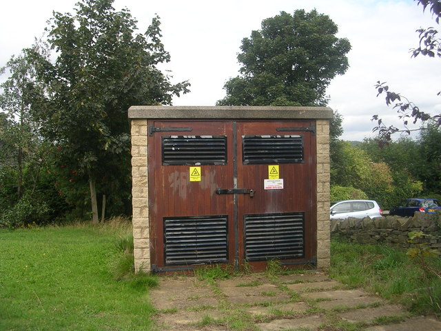 Electricity Substation No 1621 - Northlea Avenue
