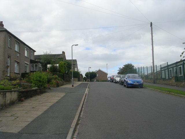 Harehill Road - viewed from Renshaw Street