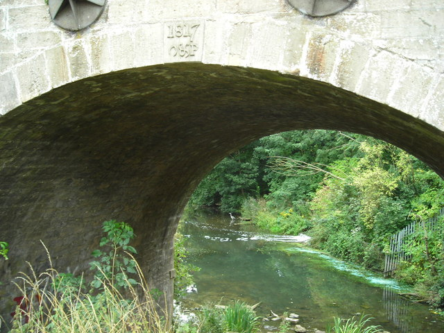 King's Mill Viaduct (centre arch)