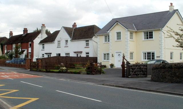 Rhydarw Terrace, Penycae