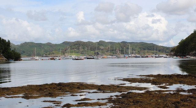 Crinan Harbour