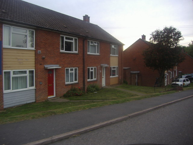Houses on New Road, Midhurst