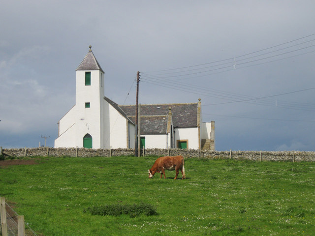 Reay Parish Church