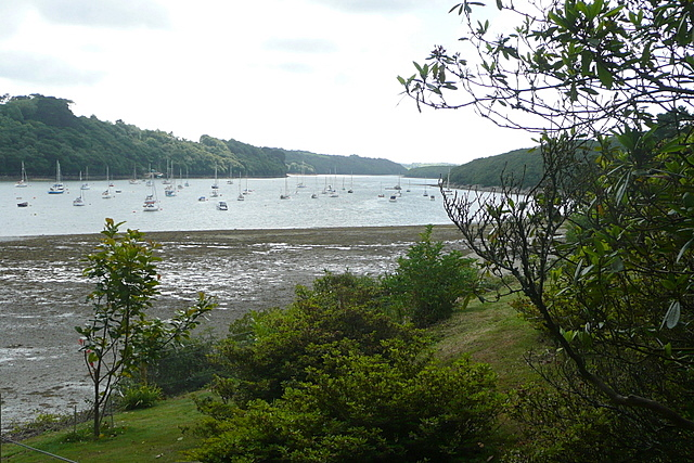 Towards Helford River