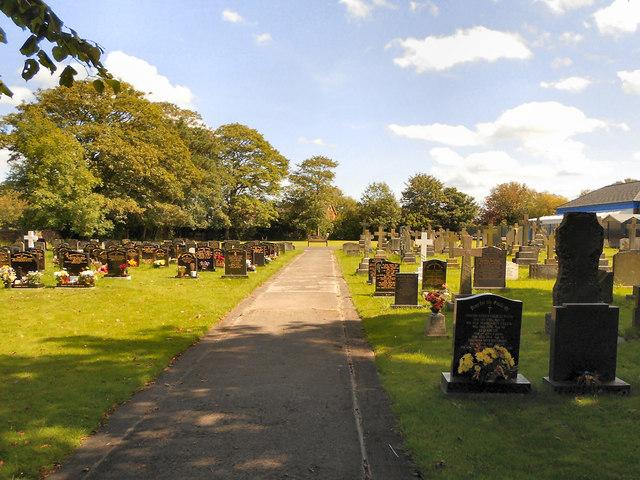 Wesham Cemetery (St Joseph's)