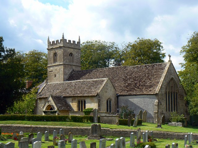 Church of St James, Cherhill