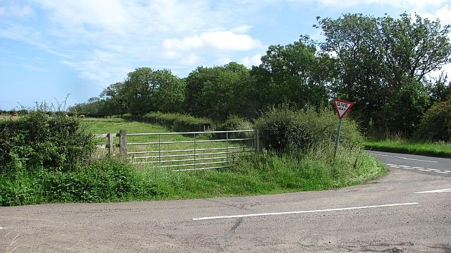 Gate, Swinhope Moor