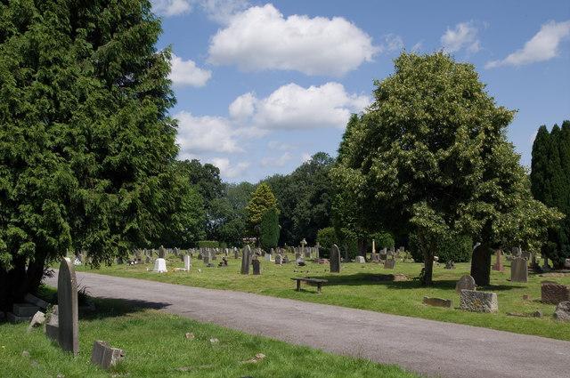 Horley New Churchyard