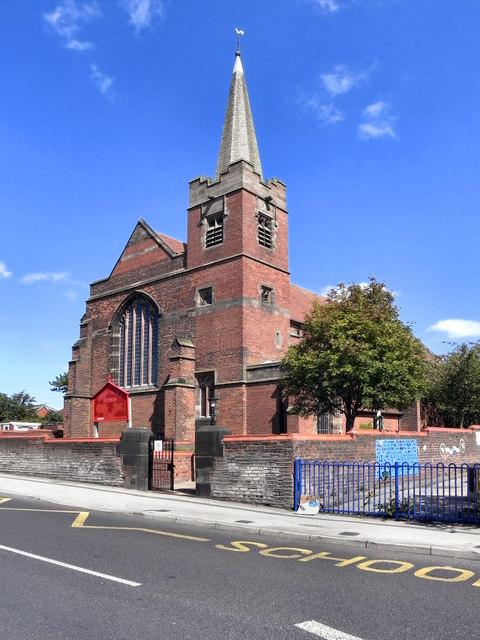 Christ Church, Wesham