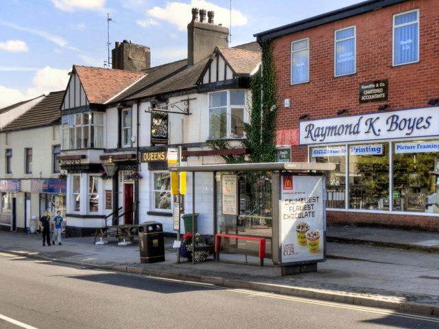 Queens Arms, Poulton Street, Kirkham