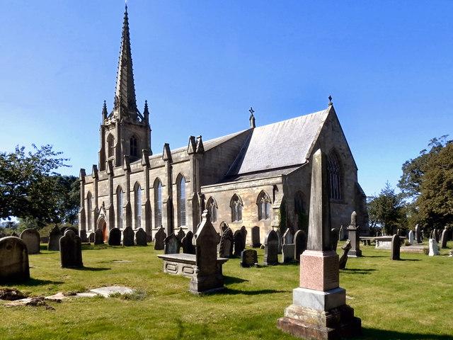 St Michael's Parish Church, Kirkham