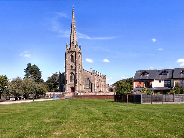 Kirkham Parish Church