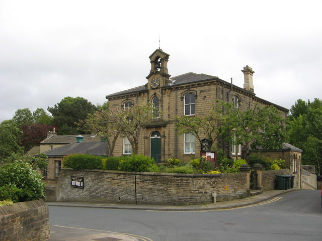 Cottingley Town Hall, Church & Community Centre,