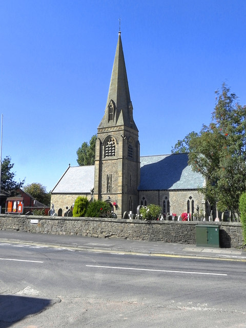 The Parish Church of St Nicholas, Ribby-Cum-Wrea
