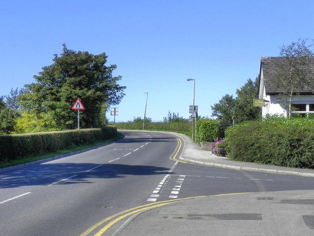 Station Road, Wrea Green