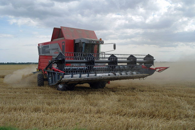 Combining Thorney's Field, New Holland