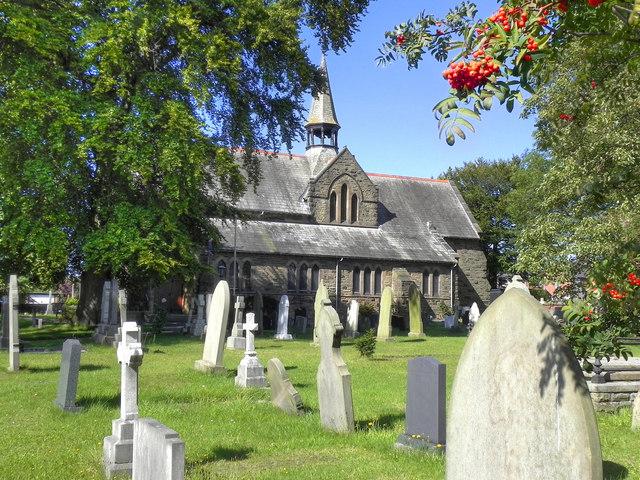 The Parish Church of St Paul, Warton