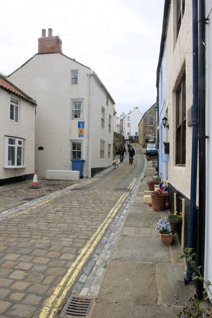 Church Street, Staithes
