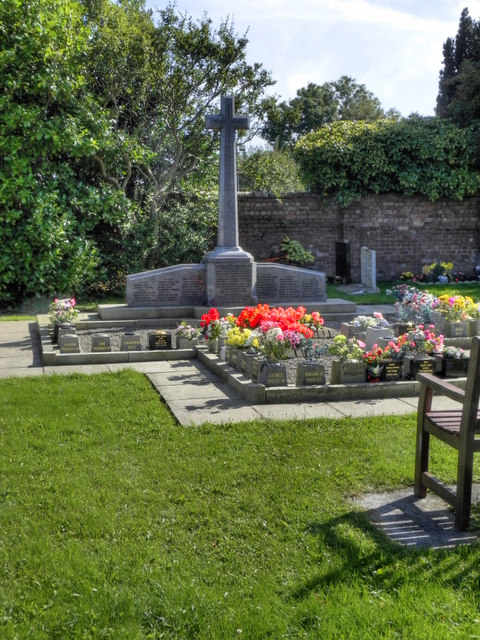 Freckleton Air Disaster Memorial and Remembrance Garden