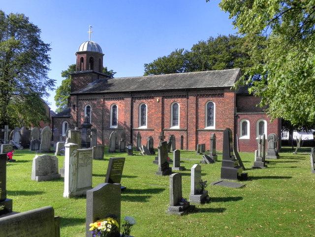 Holy Trinity parish Church, Freckleton