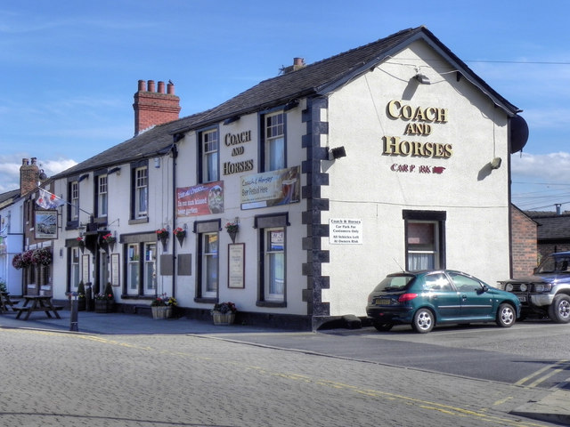 Coach and Horses, Freckleton