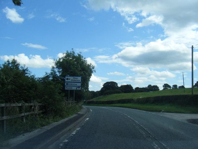 Chelford Road