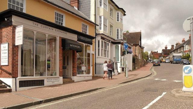 High Street, Cuckfield