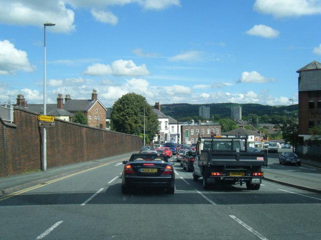Ring Road at Hibel Road