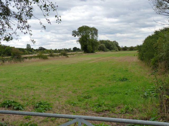Charity land at Hanger Bank, Aston-on-Trent