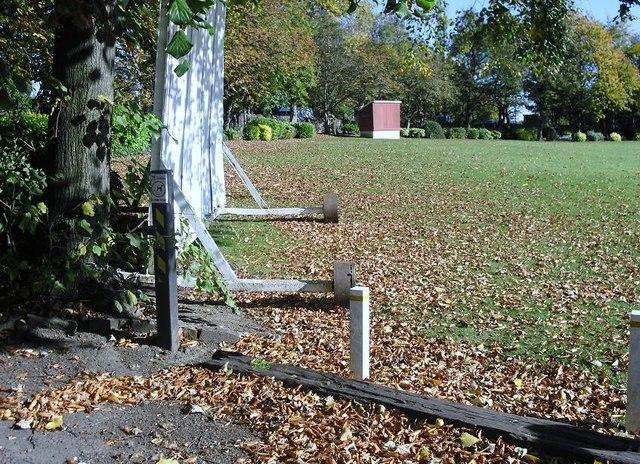 Recreational Ground (Cricket), Mirfield