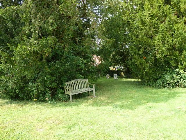 Up Nately Churchyard (3)