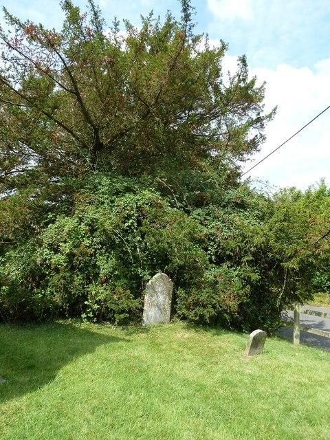 Up Nately Churchyard (8)