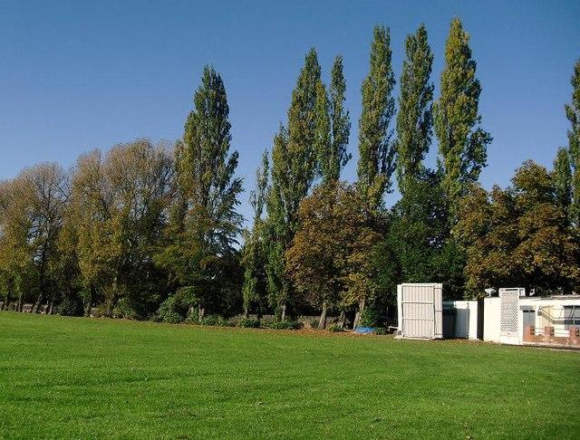 Mirfield Recreational Ground