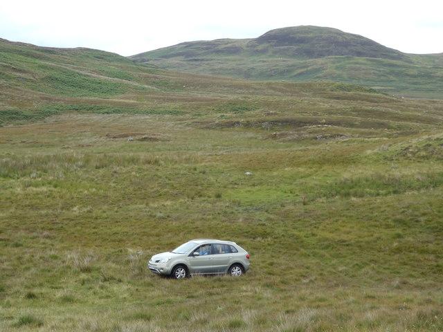 Renault Koleos and Castramont Hill