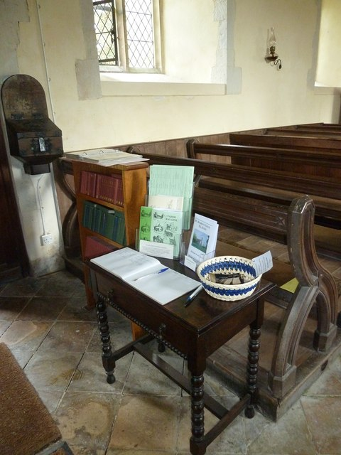 A warm welcome to St Stephen, Upper Nately