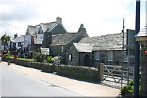 SX0588 : The Old Post Office Tintagel by Chris Mears