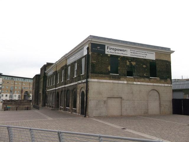 Firepower, the Royal Artillery Museum, Royal Arsenal (2)