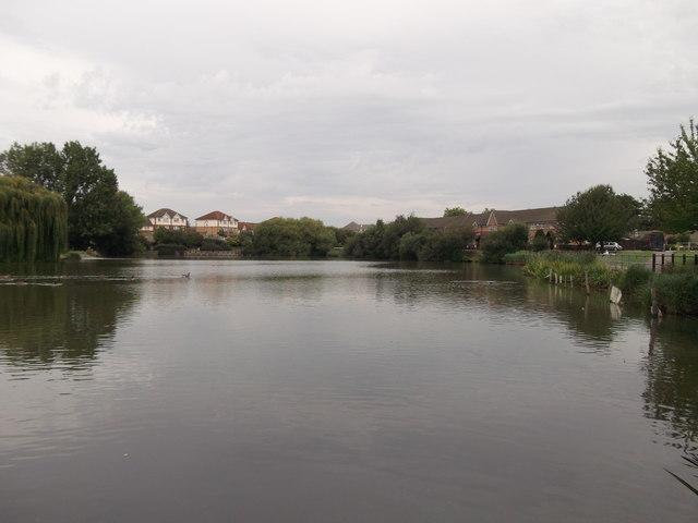 Gallions Park Lake (3)
